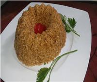 """أسهل طريقة لتحضير """"أرز صيادية"""""""