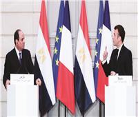 مصر وفرنسا.. أحلام مشتركة لمستقبل القارة الإفريقية