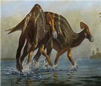 العثور على بقايا الديناصور«الثرثار» بعد 73 مليون سنة   صور