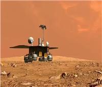 7 دقائق من الرعب بانتظار مركبة الفضاء الصينية على المريخ   صور