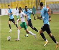 المصري يرتقي للمركز الثالث بالفوز على المحلة | فيديو