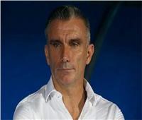 «كارتيرون» يشيد بتحمل لاعبي «الزمالك» للأزمة المالية
