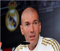 «زيدان» ينهي الجدل حول مستقبله مع «ريال مدريد»