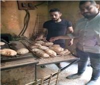 حملات تموينية على المخابز والأسواق خلال أيام العيد.. صور