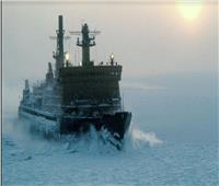 كاسحة الجليد الجديدة «مارجريت بروك» أكملت اختباراتها بنجاح