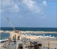 «الري» تواصل تنفيذ المشروعات الكبرى التي تهدف لحماية السواحل المصرية