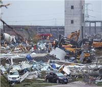 إعصار مدمر يضرب ووهان ويُصيب أكثر من 200 شخص