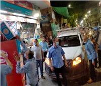 في ثالث أيام العيد.. حملات مكبرة بأحياء الإسكندرية لتنفيذ قرارات الحكومة