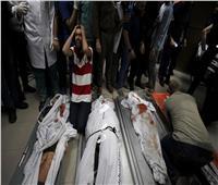 كارثة إنسانية.. استشهاد 10 أشخاص من عائلة فلسطينية واحدة