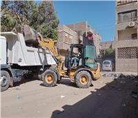 محافظ أسيوط: حملات النظافة مستمرة في المراكز والأحياء خلال أيام العيد