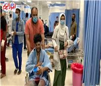 خاص   مدير مستشفيات قصر العيني يكشف عن الإجراءات الاحترازية.. فيديو