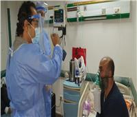 رئيس الادارة المركزيه للطب العلاجي بالوزارة يتفقد مستشفيات محافظة الغربية