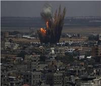 طيران الاحتلال يقصف غرب خان يونس بقطاع غزة