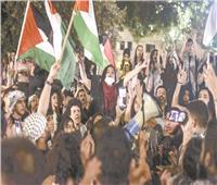 انتفاضة «عرب 48» تعانق قذائف المقاومة