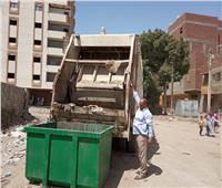 محافظ المنيا يتابع جهود الوحدات المحلية خلال إجازة عيد الفطر