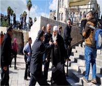 الشرطة الإسرائيلية تعتقل 25 مقدسيا