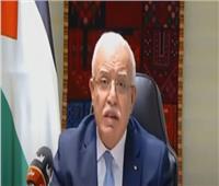 وزير خارجية فلسطين: ممارسات إسرائيل اعتداء على العرب والمسلمين والعرف الدولي..فيديو