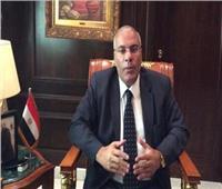 السفير المصري في جيبوتي يشارك في مراسم تنصيب الرئيس