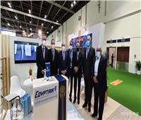 وزير الطيران يشارك في معرض «سوق السفر العربي» بالإمارات
