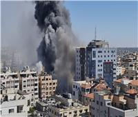 طيران الاحتلال يقصف منزلًا ببلدة بيت حانون شمال غزة
