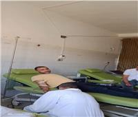 استعدادات مكثفة بمعبر رفح لاستقبال الجرحى من قطاع غزة