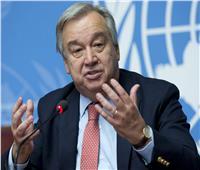 الأمين العام للأمم المتحدة يطالب بوقف القتال والعودة إلى المفاوضات
