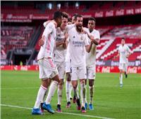 فيديو| ريال مدريد يهزم أتلتيك بيلباو ويبقى على حظوظه في الليجا