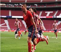 أتلتيكو مدريد يقلب الطاولة على أوساسونا ويواصل صدارة الليجا| فيديو