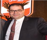 سعد شلبي قائمًا بأعمال المدير التنفيذي لـ«الأهلي»