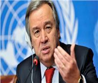 جوتيريس يحذر من أزمة «لا يمكن احتواؤها» بسبب المواجهات في فلسطين
