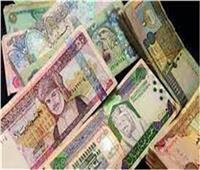 استقرار أسعار العملات العربية أمام الجنيه في البنوك.. اليوم
