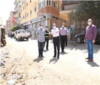 بعد انتهاء إجازة العيد.. حملات نظافة في المحلة وسمنود بمحافظة الغربية