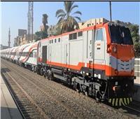 حركة القطارات  35 دقيقة متوسط التأخيرات على خط «بنها- بورسعيد»