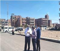 خطة عاجلة لتطوير شوارع وميادين منيا القمح بالشرقية