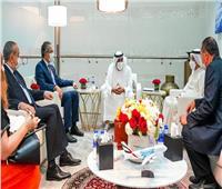 وزيرا السياحة والطيران يلتقيان رئيس هيئة دبي للطيران لبحث التعاون المشترك