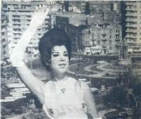 24 عاما في عالم الأزياء.. رجاء الجداوي تتوج ملكة للقطن المصري