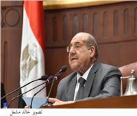 «عبد الرزاق» يرفع أعمال الجلسة العامة للشيوخ ليوم 30 مايو