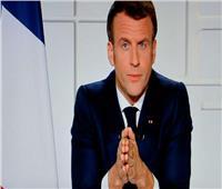 ماكرون: أتمنى عودة المجموعات المسلحة المتواجدة في ليبيا إلى أوطانها