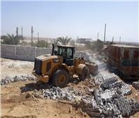 محافظ الفيوم: إزالة 94 حالة تعدٍ بالبناء على الأراضي الزراعية
