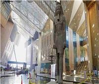 السياحة: افتتاح المتحف المصري الكبير مرتبط بحالة الصحة العالمية