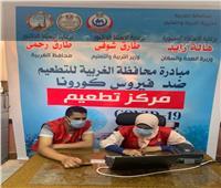 فرق متحركة لتطعيم المواطنين بلقاح فيروس كورونا في الغربية