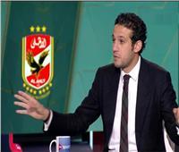 محمد فضل: «كنا مؤثرين ولذلك اتهاجمنا.. انتمائي للأهلي مافيش في فصال»