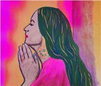 «بوب بورتريه».. فن تشكيلى تعبيري للدكتورة وفاء ياديس