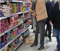 حملة تموينية متنوعة على الأسواق في أسوان