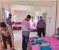 فيها حاجة حلوى.. أهالي البداري في أسيوط يتبرعون لإنشاء مستشفي عزل