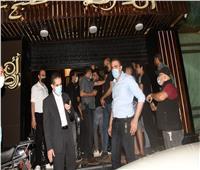 غلق ٦ ورش ومطعم شهير في جولة ليلية لمحافظ الغربية ببسيون وطنطا