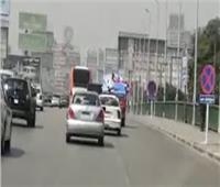 سيولة مرورية بطرق القاهرة والجيزة