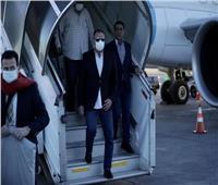 الأهلي يصل مطار جوهانسبرج استعدادا لمواجهة صن داونز