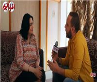 خاص بالفيديو| مريم سعيد: دعيت على المخرج محمد سامي وربنا جاب لي حقي