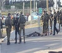 قوات الاحتلال الإسرائيلي تقتل مواطنا فلسطينيا بزعم إحباط عملية طعن